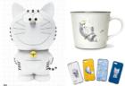 ドラえもん似のネコ型ビジネスロボット「トラのもん」、可愛い3種類の新作グッズが発売