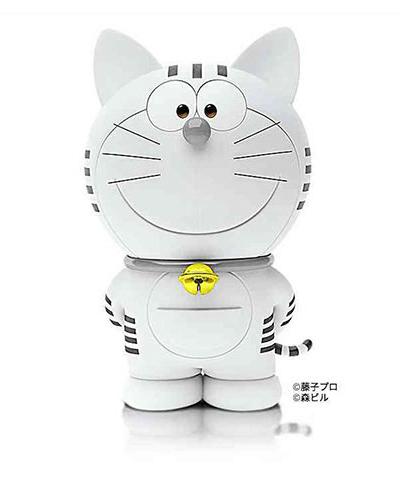 ドラえもん似の猫キャラクター「トラのもん」