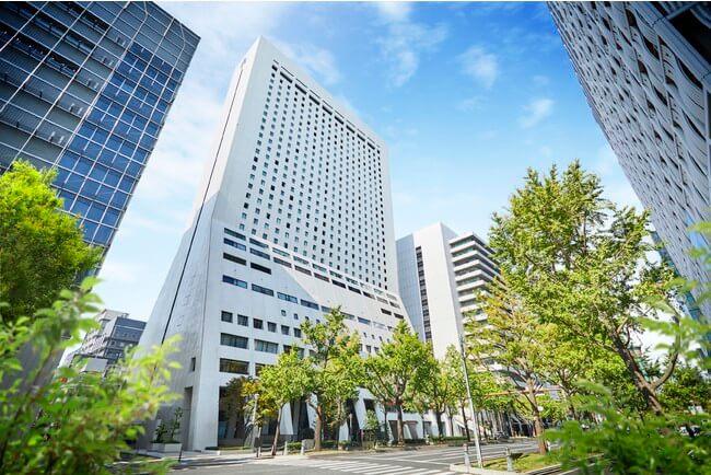 ホテル日航大阪の外観イメージ