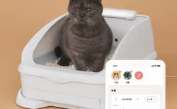 スマホで猫の健康チェックができる!カメラ付きトイレ「Toletta」の本体価格が実質無料に