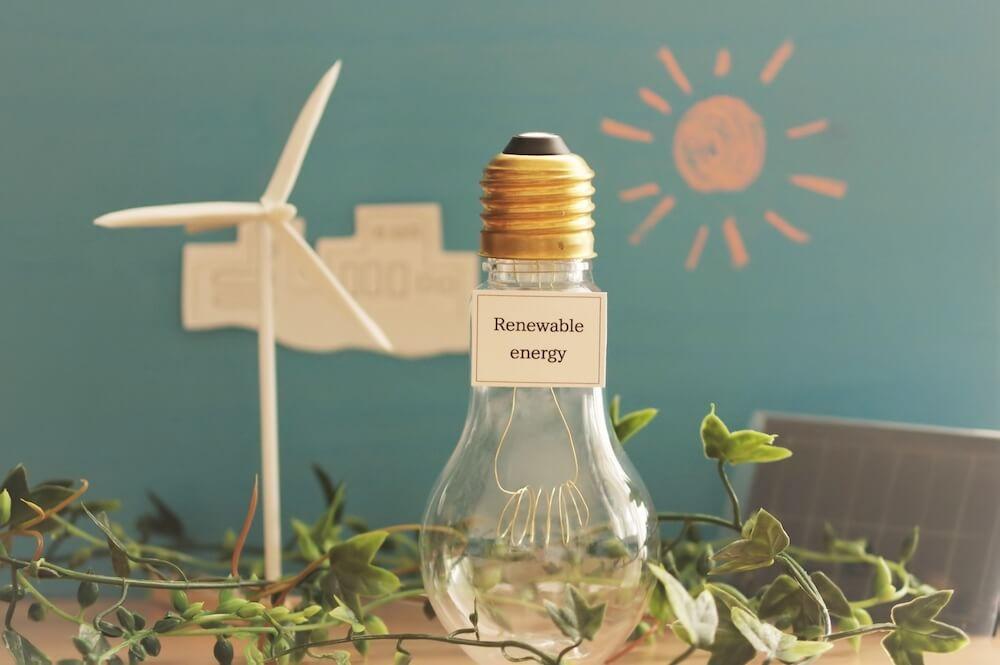 再生可能エネルギーのイメージ写真