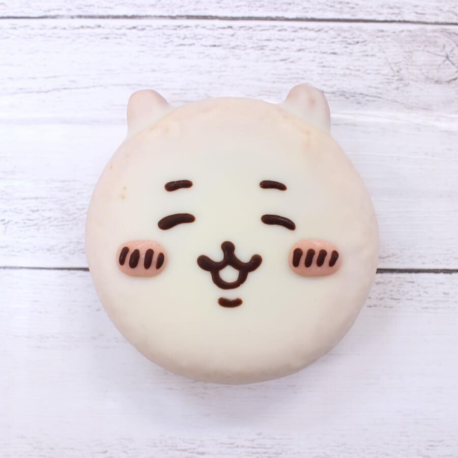 ちいかわドーナツ(にっこりバージョン) by イクミママのどうぶつドーナツ