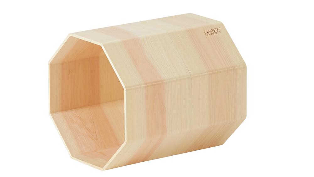 「吉野桧のトンネルベッド」製品イメージ