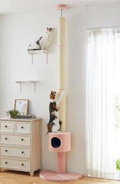 おうちで木登りタワー(ボックス付)製品イメージ