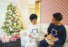 猫の雰囲気たっぷりの客室でクリスマス気分も満喫♪ ポールアンドジョーの宿泊プラン第2弾が登場