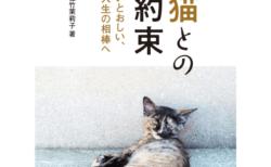 猫はどのようにして幸せになったのか、心温まる17の実話エピソードを収録した書籍「猫との約束」