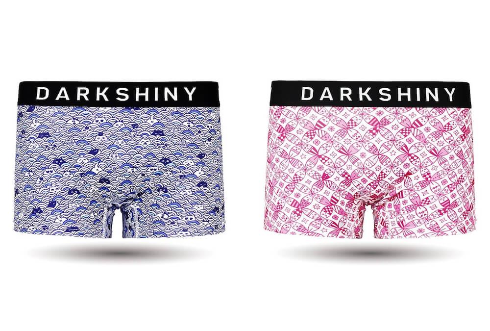 猫柄デザインの新作ボクサーパンツ2種類 by Dark Shiny(ダークシャイニー)
