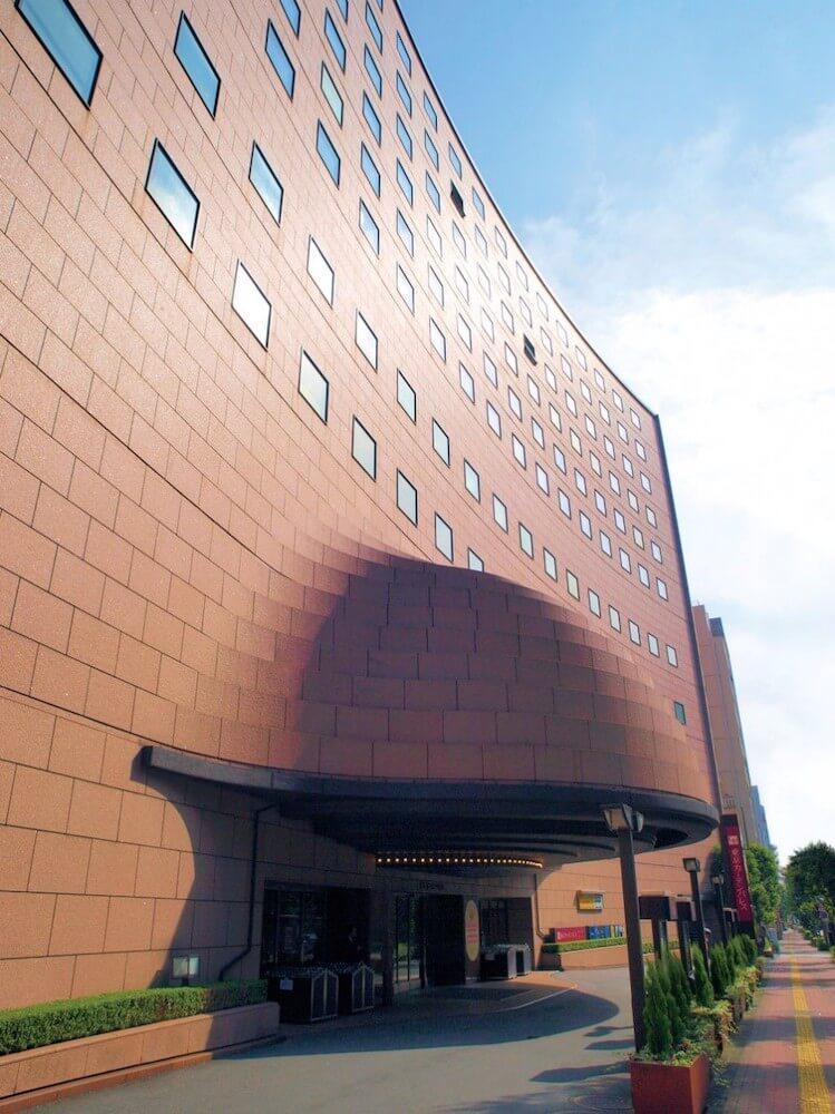 東京ガーデンパレスホテル外観イメージ