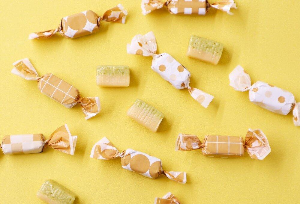 クリームソーダキャラメルの商品イメージ by TOKYO CROWN CAT