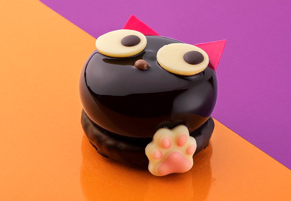 BUTTER STATE's(バターステイツ)の『黒猫ショコラ』は可愛い肉球付き