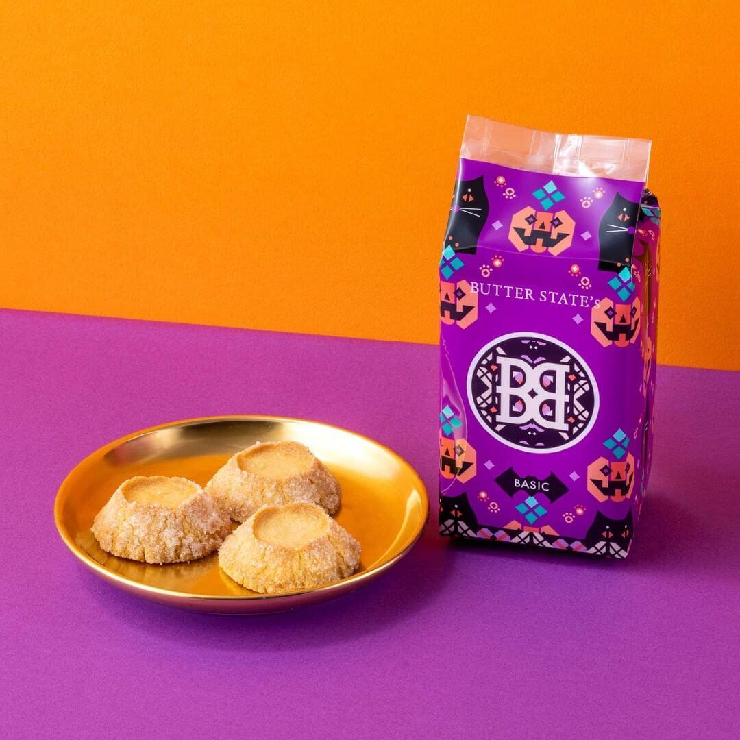 バターステイツクッキーのハロウィン限定パッケージ by BUTTER STATE's(バターステイツ)