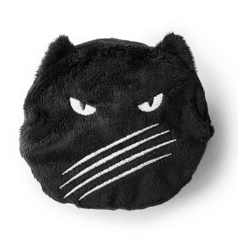 Kamwei Fong(カムウェイ・フォン)がデザインした黒猫のポーチ by CACAOCAT(カカオキャット)